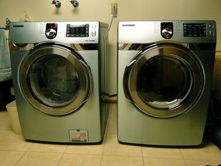 Samsung washer:dryer 1