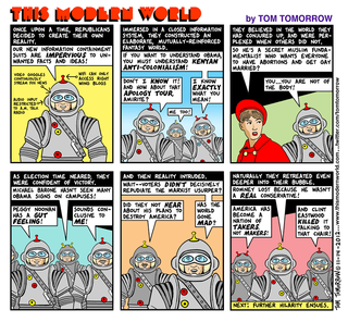 The Modern World Tom Tomorrow