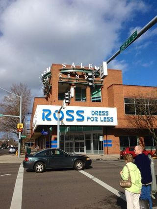 Ross Dress for Less sign