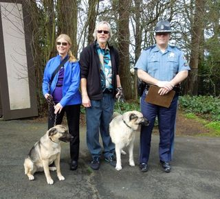 Us with trooper