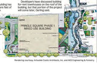 Pringle Square plan first