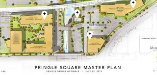 Pringle Square master plan east