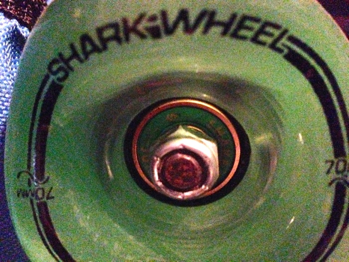 Shark wheels 3