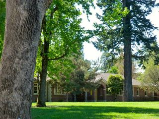 Howard Hall and Trees