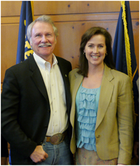 Kitzhaber and Hayes