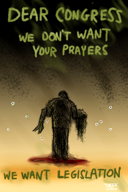 No more prayers