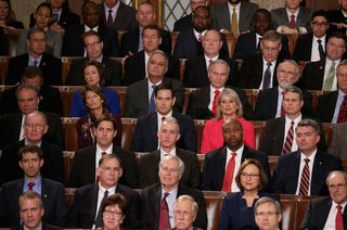 GOP not applauding