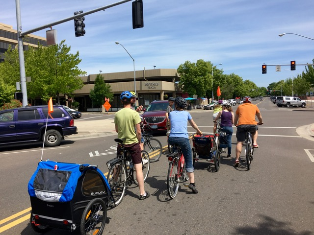 Salem Bike Boulevard Advocates ride 7