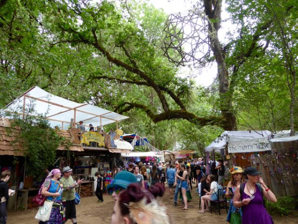 Mini Of Mt Laurel >> Photos of 2016 Oregon Country Fair (a fair like no other) - HinesSight
