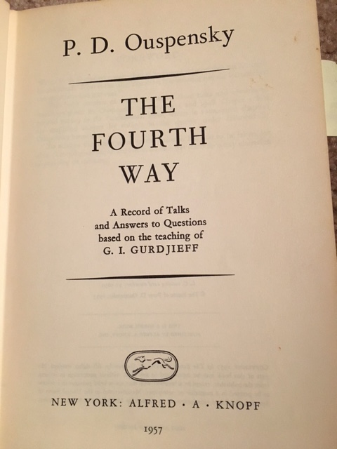 Fourth Way