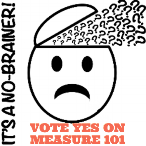 Vote Yes on Measure 101