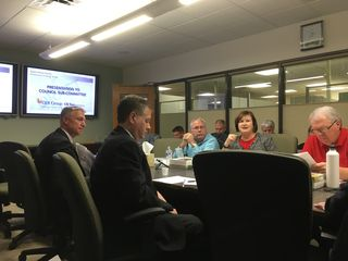 Police Facility subcommittee