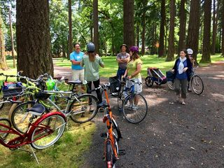 Salem Bike Boulevard Advocates ride 1