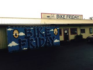 Bike Friday 1