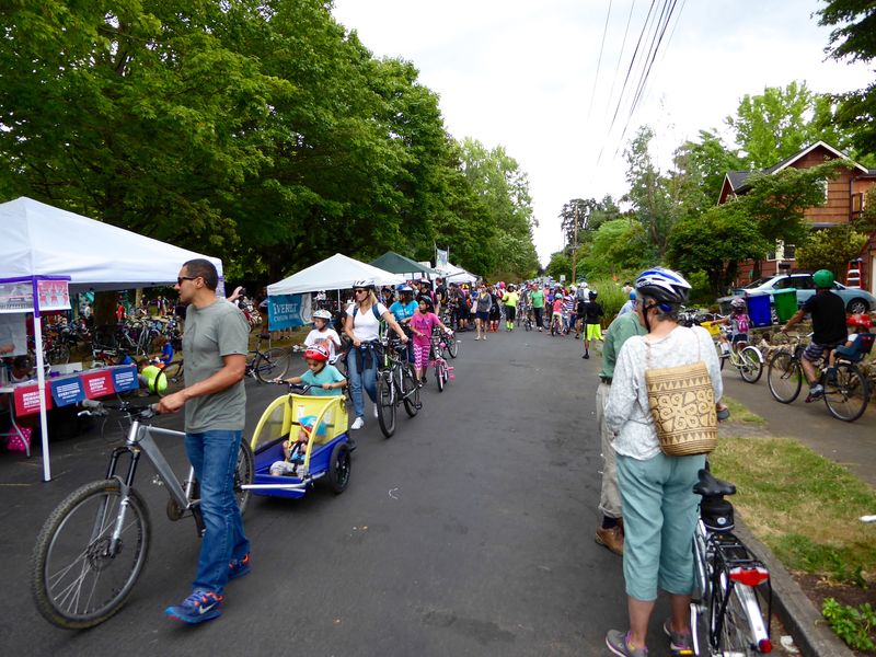 Portland Sunday Parkways 1