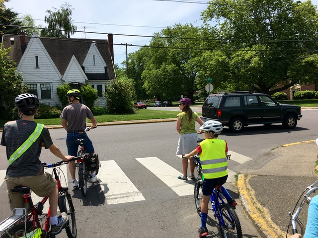 Salem Bike Boulevard Advocates ride 1a