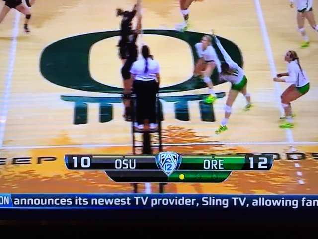 Sling TV Pac 12 Networks