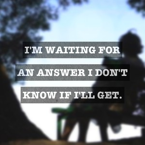 Waiting for answer