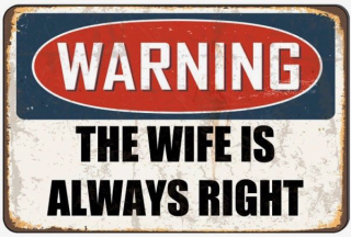 Wife always right (1)