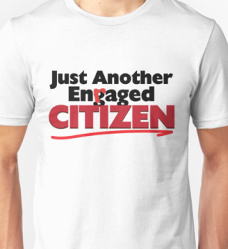 Engaged citizen