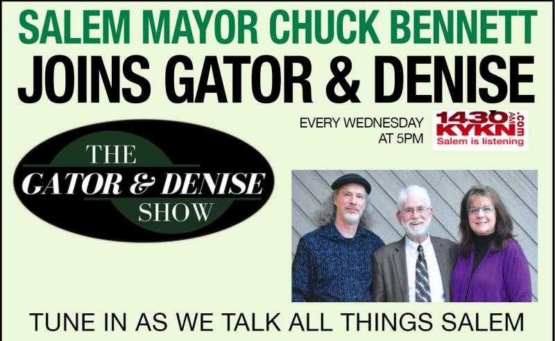 Bennett on Gator & Denise show