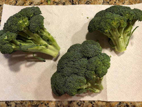 Broccoli from Life Source