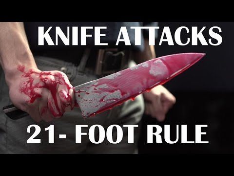 Knife attacks