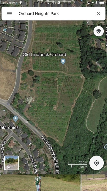 Old Lindbeck Orchard