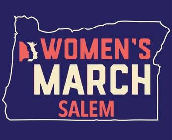 Women's March Salem