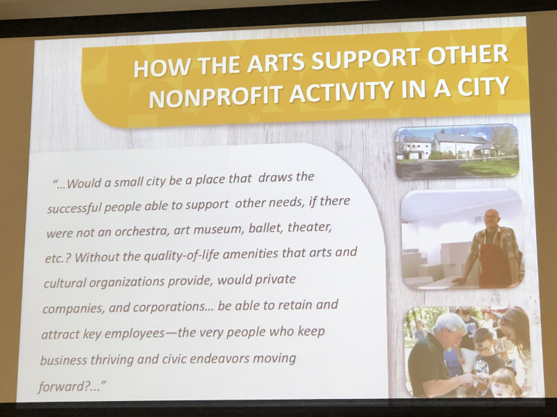 Arts support Salem
