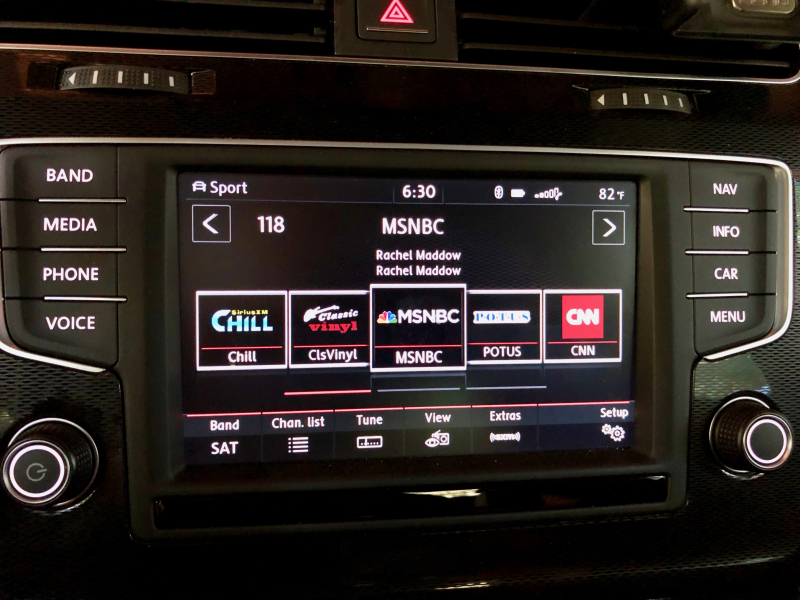 Sirius XM on Toyota's Entune 3 0 disappoints - HinesSight