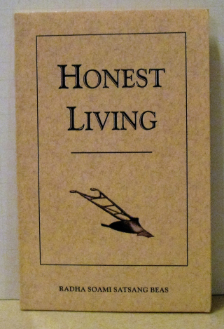 Honest Living cover