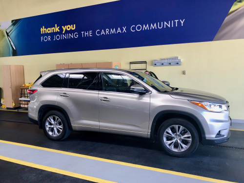 HIghlander at CarMax