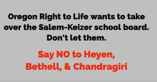 Say NO to Right to Life