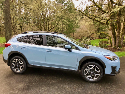 2020 Subaru Crosstrek Cool Gray Khaki
