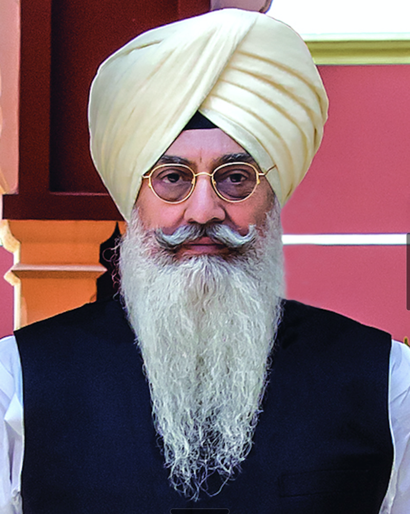 Official photo of Gurinder Singh Dhillon