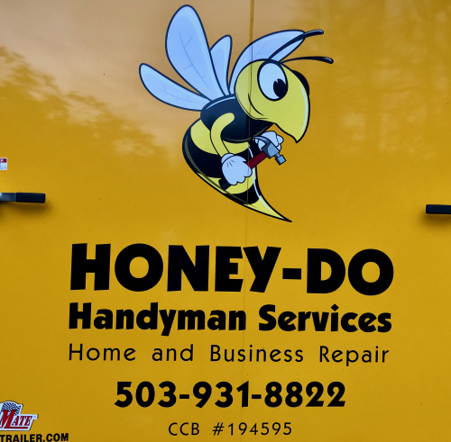 Salem Oregon Honey-Do Handyman Service