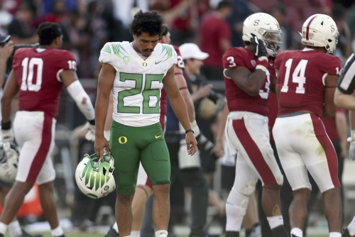 Ducks lose to Stanford